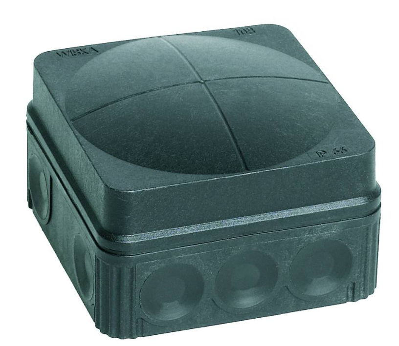WISKA BOX 108/5 BLACK